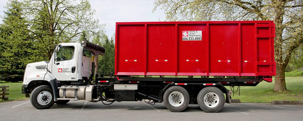 Garbage and construction bin rentals